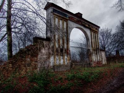 Zámek Střížkov