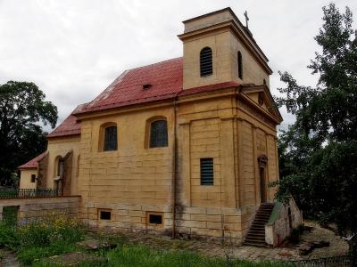 Hřbitov Plasy