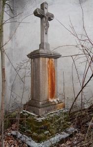 Zaniklý hřbitov Slezská Harta