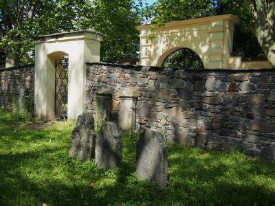 Židovské hřbitovy Lipník nad Bečvou
