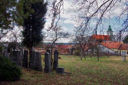 Židovský hřbitov Bzenec_1