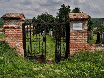 Židovský hřbitov Dolní Kounice_3