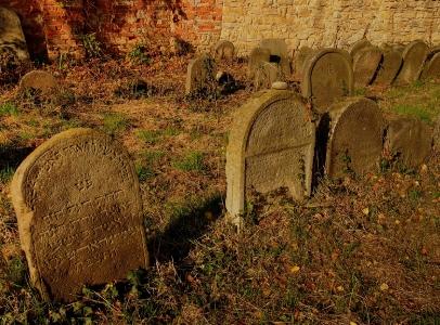 Židovský hřbitov Holešov_10