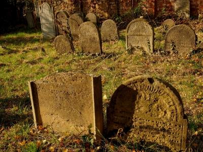 Židovský hřbitov Holešov_11