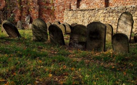 Židovský hřbitov Holešov_12