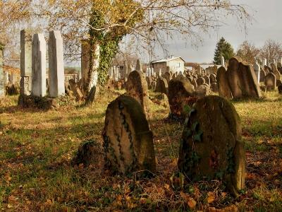 Židovský hřbitov Holešov_13