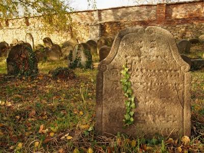 Židovský hřbitov Holešov_15