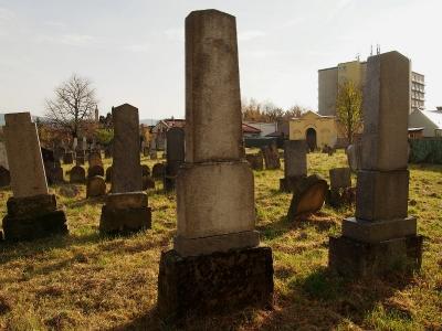 Židovský hřbitov Holešov_16
