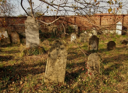 Židovský hřbitov Holešov_17