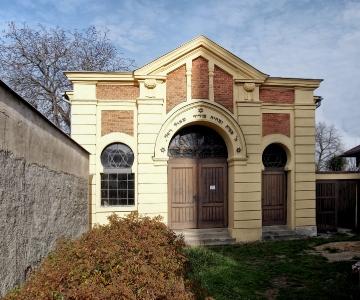 Židovský hřbitov Holešov_1