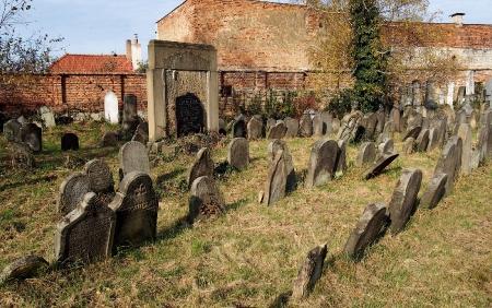 Židovský hřbitov Holešov_24