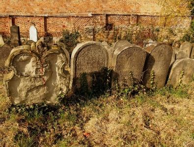 Židovský hřbitov Holešov_26