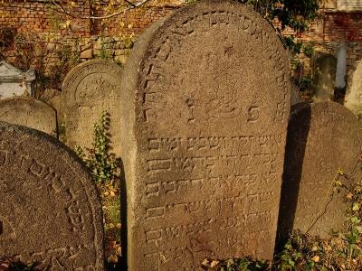 Židovský hřbitov Holešov_28