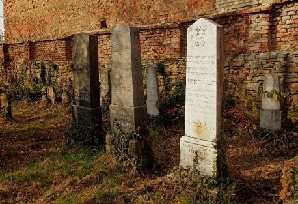 Židovský hřbitov Holešov_34