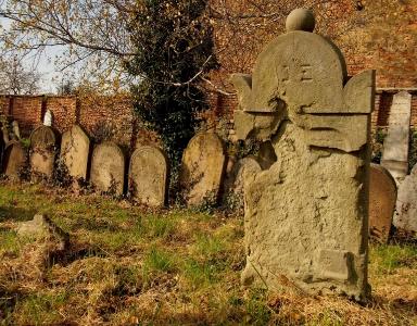 Židovský hřbitov Holešov_35