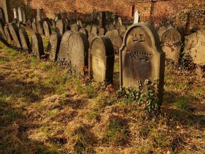 Židovský hřbitov Holešov_36