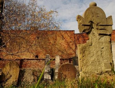 Židovský hřbitov Holešov_37