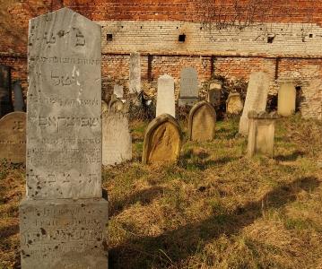 Židovský hřbitov Holešov_38