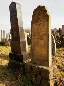 Židovský hřbitov Holešov_39