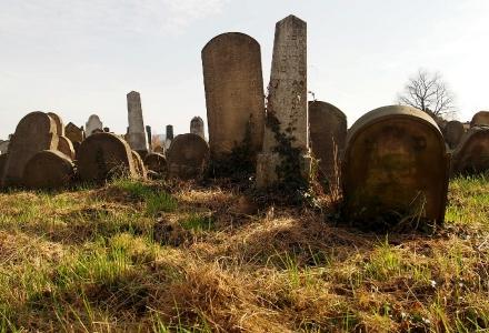 Židovský hřbitov Holešov_40