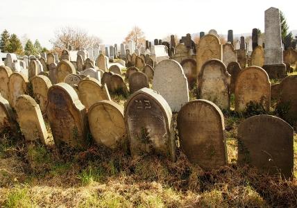 Židovský hřbitov Holešov_41