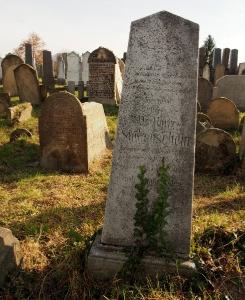 Židovský hřbitov Holešov_43
