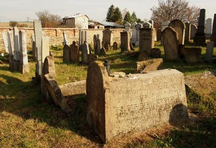 Židovský hřbitov Holešov_45