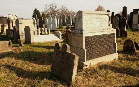 Židovský hřbitov Holešov_47