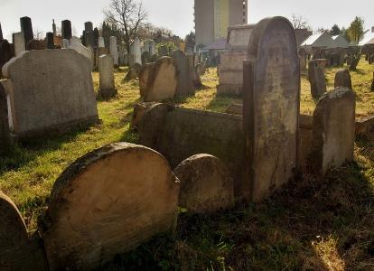 Židovský hřbitov Holešov_49