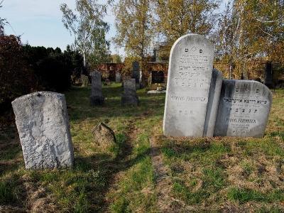 Židovský hřbitov Holešov_4