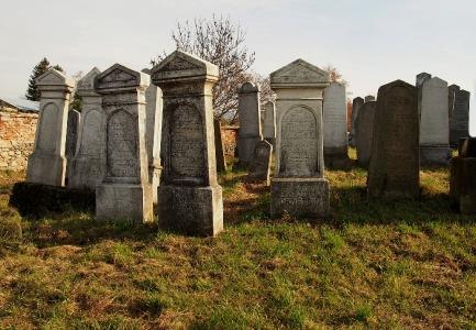 Židovský hřbitov Holešov_50