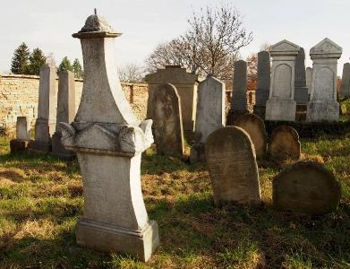 Židovský hřbitov Holešov_51