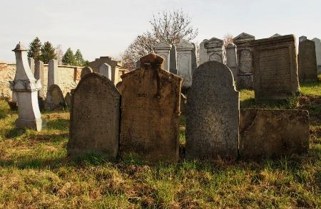 Židovský hřbitov Holešov_52