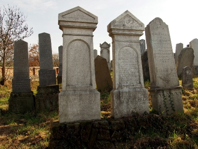 Židovský hřbitov Holešov_53