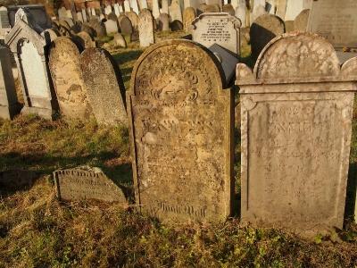 Židovský hřbitov Holešov_55