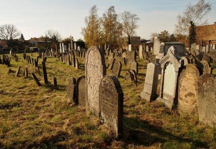 Židovský hřbitov Holešov_56