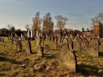 Židovský hřbitov Holešov_57