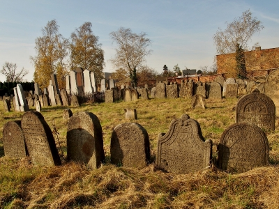 Židovský hřbitov Holešov_58