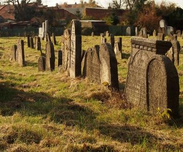 Židovský hřbitov Holešov_59
