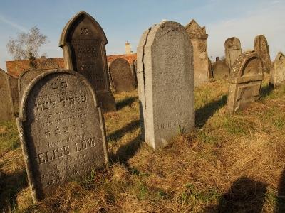 Židovský hřbitov Holešov_62
