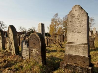 Židovský hřbitov Holešov_63