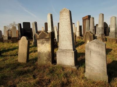 Židovský hřbitov Holešov_67