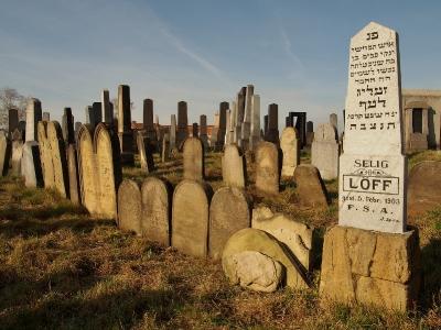 Židovský hřbitov Holešov_68