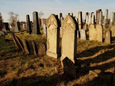 Židovský hřbitov Holešov_70