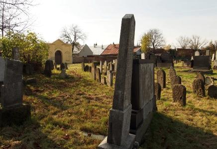 Židovský hřbitov Holešov_71