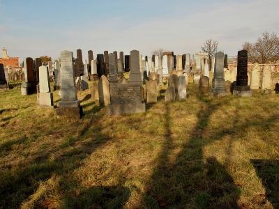Židovský hřbitov Holešov_73
