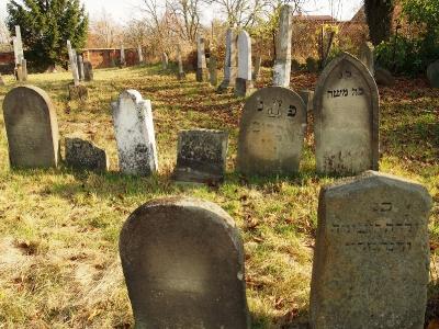 Židovský hřbitov Holešov_74