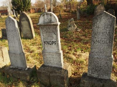Židovský hřbitov Holešov_75