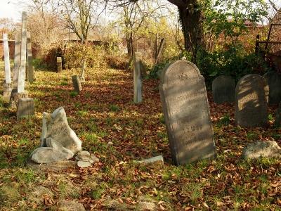 Židovský hřbitov Holešov_76