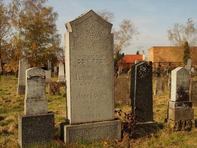 Židovský hřbitov Holešov_77